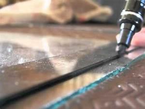 Comment Couper Du Verre : utiliser une molette couper le verre youtube ~ Preciouscoupons.com Idées de Décoration