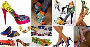 Pagné De Basket : chaussure femme wax ~ Teatrodelosmanantiales.com Idées de Décoration