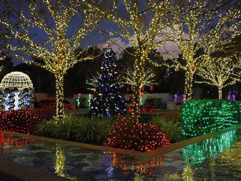 christmas lights st petersburg fl holiday lights in the gardens st petersburg clearwater