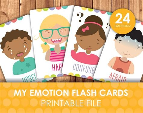 printable emotions and expressions faces flashcards how do 497 | il 570xN.900844835 6otb