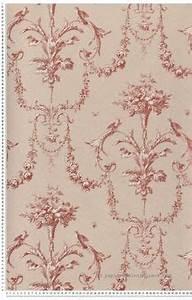 Papier Peint Art Nouveau : fond de cru brun motif baroque illustration vectorielle ~ Dailycaller-alerts.com Idées de Décoration