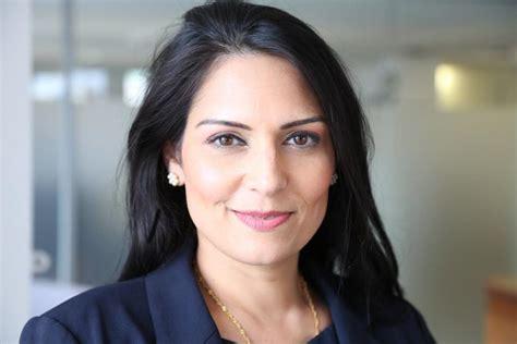 Who is Priti Patel? Could Priti Patel become Britain's ...