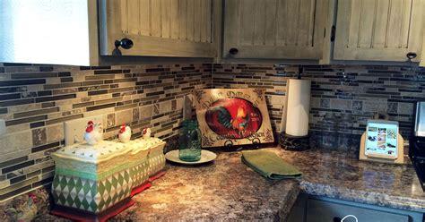 diy tile kitchen backsplash diy mosaic tile backsplash hometalk 6893