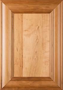 U0026quot, Belmont, U0026quot, Cherry, Flat, Panel, Cabinet, Door, In, Clear, Finish