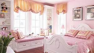 Deco Chambre Fille Princesse : id es d co de chambre de princesse wondermomes ~ Teatrodelosmanantiales.com Idées de Décoration
