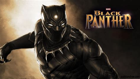 Main character index > other individuals and t'challa: Casting Talent for Marvel's Black Panther in Atlanta | Auditions Free