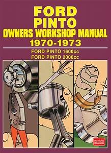 Ford Pinto Owners Workshop Manual 1970
