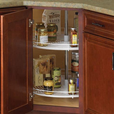 lazy susan organizer for kitchen cabinets 28 inch cabinet lazy susan wire in cabinet 9682