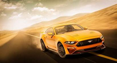 Mustang 4k Ford Yellow Cars Wallpapers Behance