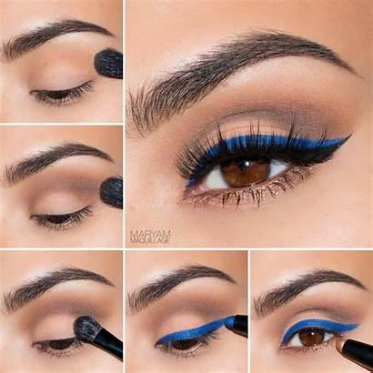 Makeup Eyeliner Tutorial Tutorials Eye Azul Spring