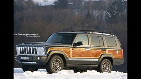 jeep grand wagoneer woody price youtube