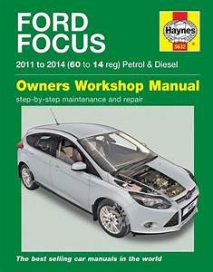 Haynes Manual 5632 Ford Focus 1 0 Ecoboost 1 6 Petrol  U0026 1