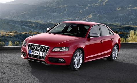 2010 Audi S4 First Drive