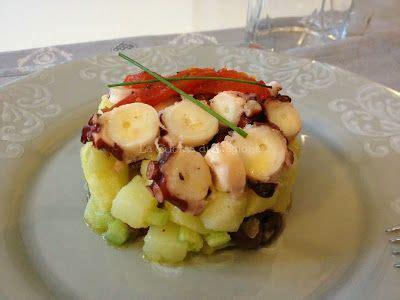 come cucinare il sedano verde polipo in insalata di patate olive taggiasche e sedano