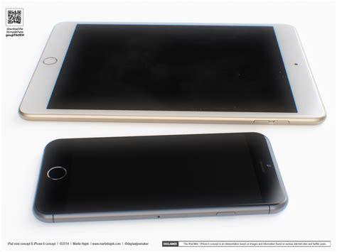 iphone 6 mini mini 3 iphone 6 concepts bring rumors to