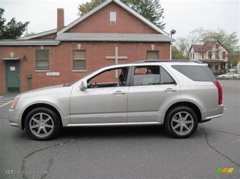 2004 Cadillac Srx by Light Platinum Metallic 2004 Cadillac Srx V8 Exterior