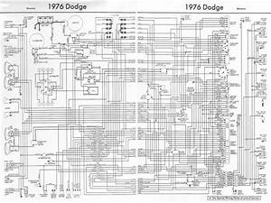 77 Dodge D100 Wiring Diagram