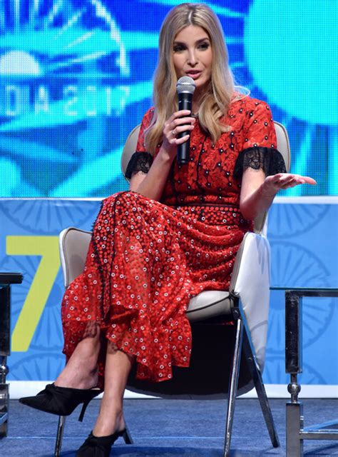 ivanka trump news   presidents daughter wears