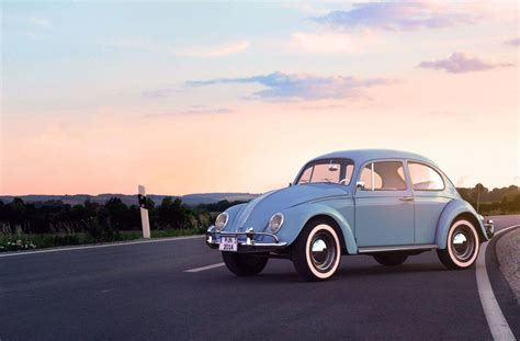 Vintage Volkswagen Wallpapers by Volkswagen Beetle Wallpapers Wallpaper Cave
