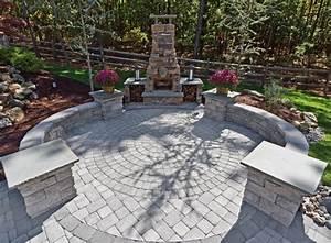 Lovely concrete paver patio design ideas patio design 272 for Patio paver design ideas