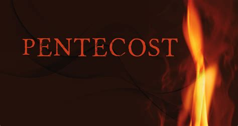 pentecost sunday  church seattle
