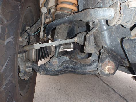 toyota hilux suspension repair fixing  foreign