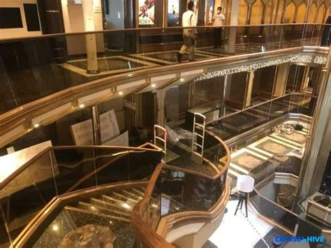 sneak at inside newly transformed carnival cruise ship