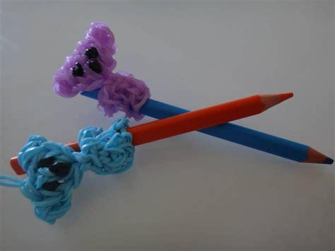 elastique pour bracelet tuto koala 233 lastique rainbow loom pour crayon