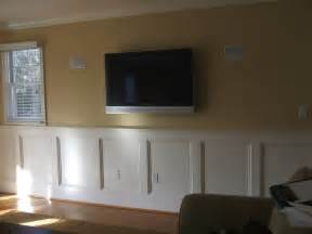 Kitchen And Great Room Designs by Stylish Wainscoting Ideas Living Room Wainscoting Painting