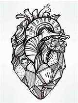 Coloring Pages Printable Adult Valentines Heart Pdf Adults Hawt sketch template