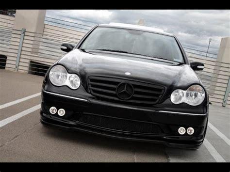 Sessão fotográfica por daniel martins. Тюнинг Мерседес W203 / Tuning Mercedes Benz W203 - YouTube