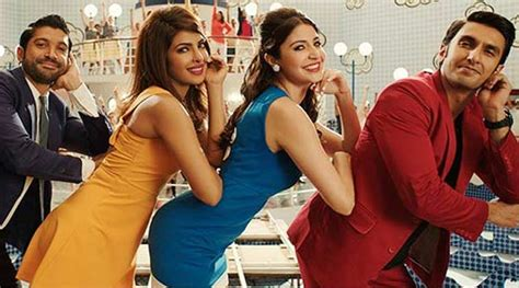 dil dhadakne  title track visuals forgettable voices