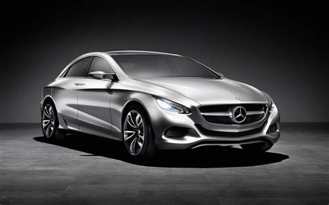 2018 Mercedes Benz F800 Style Concept Wallpapers Hd