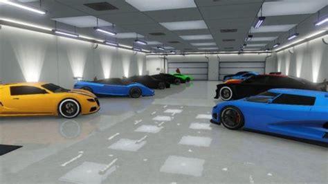 Gta Online Garage Locations Guide  All Garage Locations