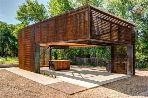Backyard Built by Steel Outdoor Learning Centers Colorado Building Workshop