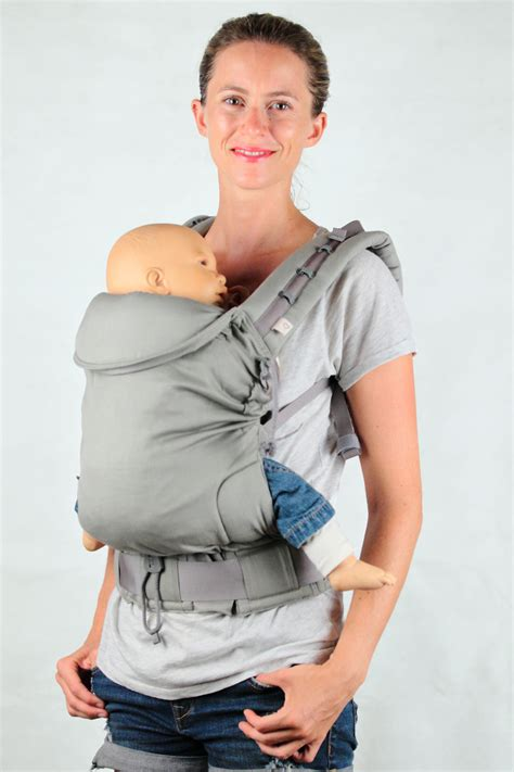 porte bebe physiologique echarpe de portage sling mid