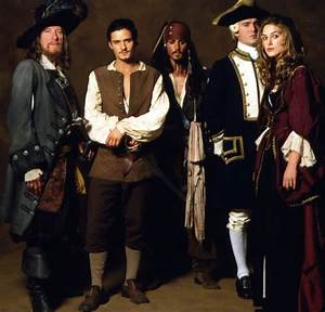 """""""Pirates of the Caribbean The Curse of the Black Pearl ..."""