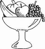 Fruit Bowl Salad Coloring Basket Pages Drawing Fruits Printable Colorings Template Getdrawings Getcolorings Drawings Vegetables Sketch Getcoloringpages Paintingvalley sketch template