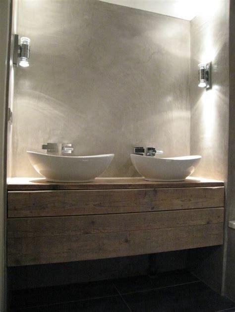 waschtisch bad holz waschtisch aus holz f 252 r mehr gem 252 tlichkeit im bad