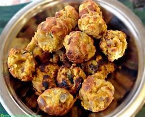 No Fry Indian Pakoras – Honest Cooking