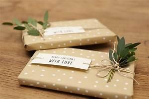 Comment Emballer Un Cadeau : comment faire un joli paquet cadeau facilement marie claire ~ Maxctalentgroup.com Avis de Voitures