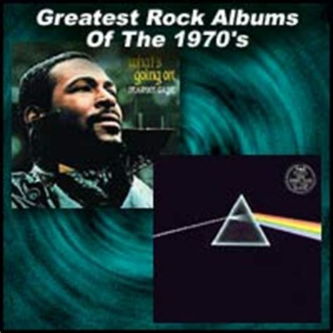 Best Albums 1970 100 Greatest Rock Albums Of The 1970 S