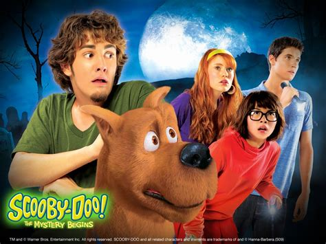 scooby doo  mystery begins   latest