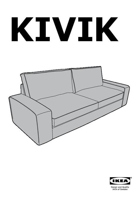 kivik convertible 3 places tullinge brun fonc 233 ikea ikeapedia
