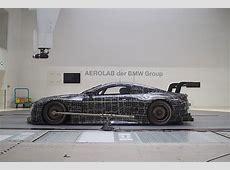 BMW M8 GTE Shows Up in Rolex 24 Livery autoevolution