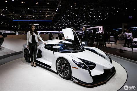 Glickenhaus Scg 003 Als Kit Car by Geneva 2017 Scuderia Cameron Glickenhaus Scg003