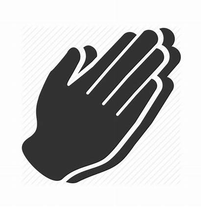 Praying Hands Prayer Icon Clipart Transparent Icons