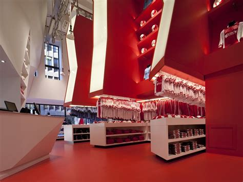 ajax experience museum  sid lee architecture gsmprjct