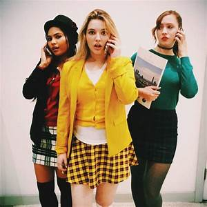 CLUELESS ️ Cher, Dionne, and Tai Halloween costumes done ...