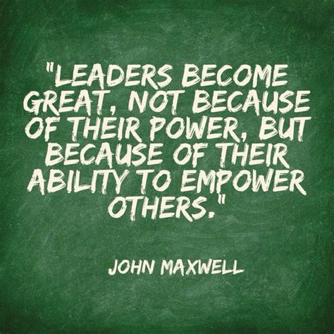 powerful leadership qoutes leader quotes leadership